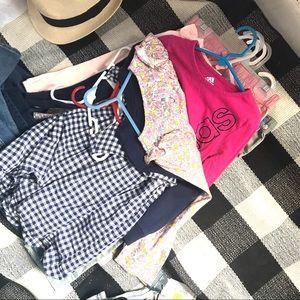 Girls size 5T clothing lot EUC